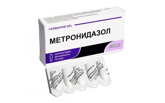 суппозитории Метронидазол