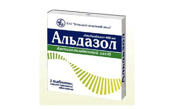 препарат Альдазол