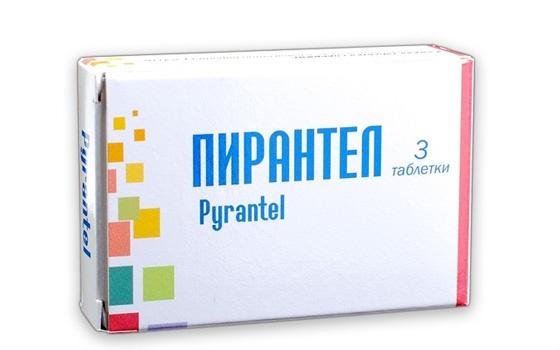 таблетки Пирантел