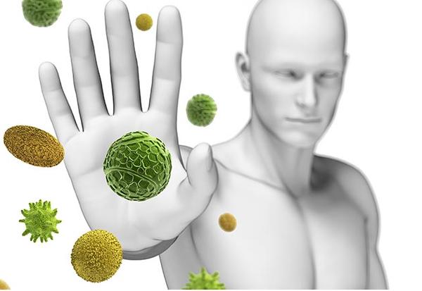 действие паразитов на иммунную систему