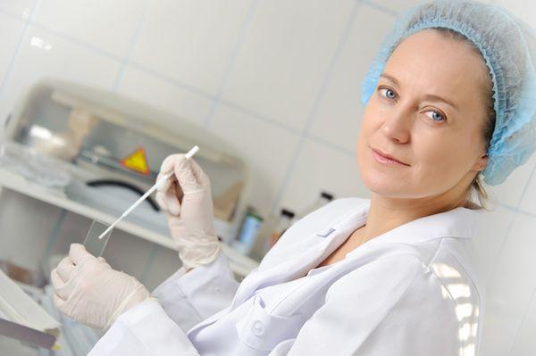 общий мазок на хламидии диагностика