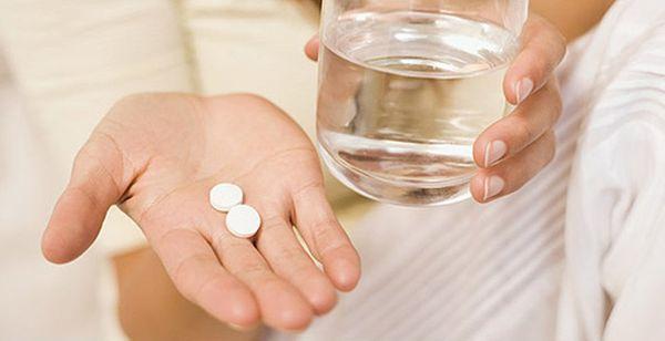 Таблетки метронидазола при лямблиозе