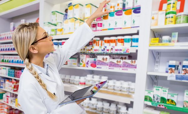 покупка препарата в аптеке