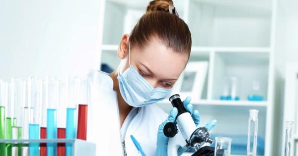 диагностика под микроскопом