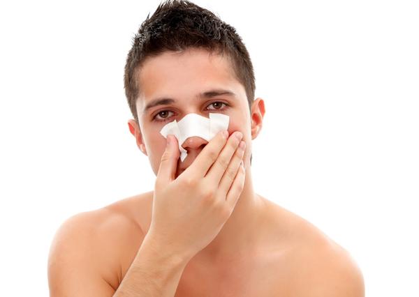 Как удалить паразитов из носа