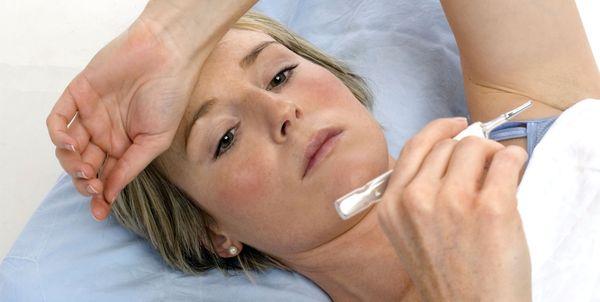 лихорадка при малярии