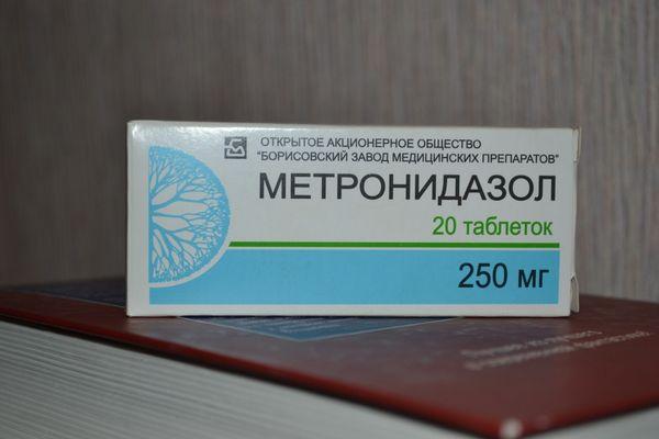 Метронидазол аналог Трихопола