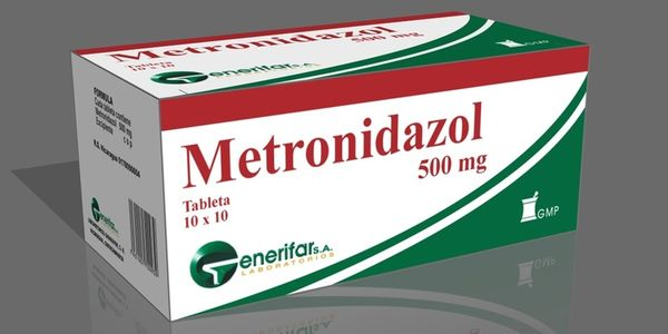 Метронидазол против паразитов