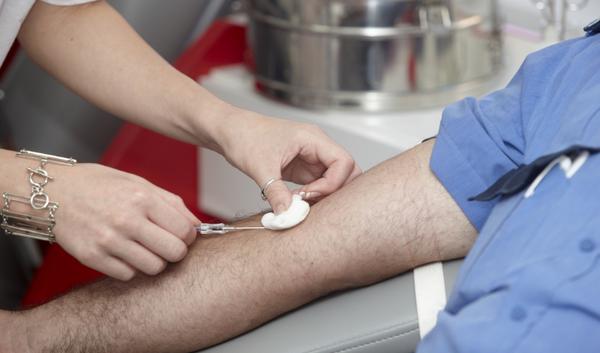 сдать кровь на выявление аллергии