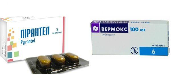 Сравнительная характеристика препаратов
