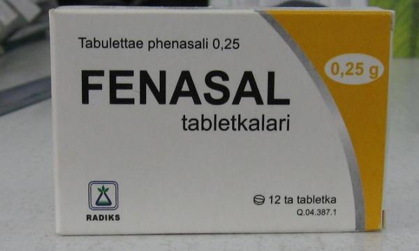 лечение дифиллоботриоза фенасалом