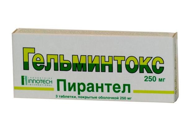 Гельминтокс от гельминтозов у детей
