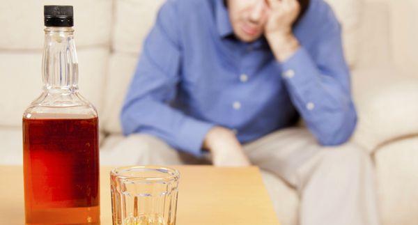 Алкоголь против паразитов