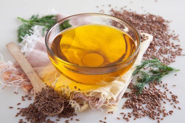 Льняное масло против глистов