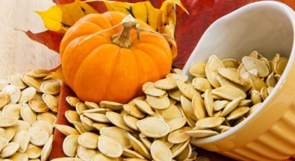 Семена тыквы в лечении гельминтоза