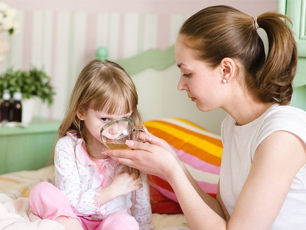 Лечение детей гомеопатией