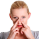 Какие паразиты живут в полости носа?