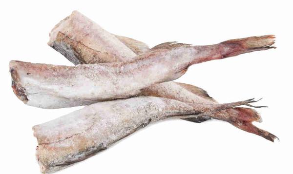 замороженная рыба не опасна