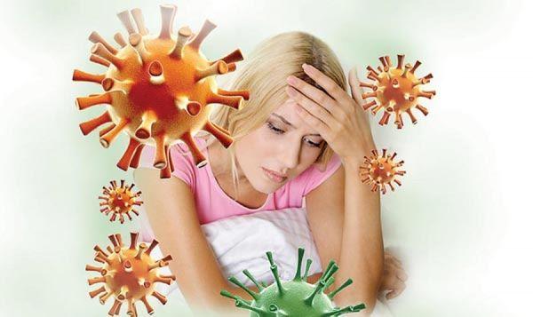 Ослабление иммунитета от паразитов