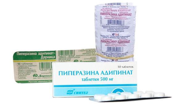 Лечение глистных инвазий