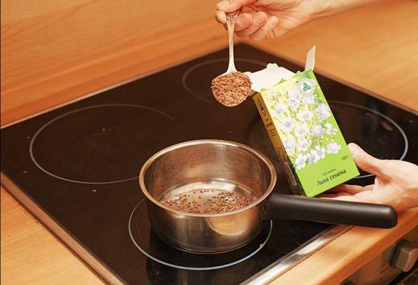 Рецепты по применению семян льна при паразитах