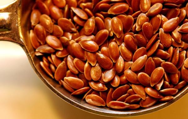 Семена льна против глистов