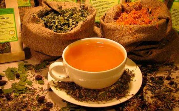 как применять чай курс лечения