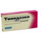 Тинидазол от бактериальных инфекций, простейших и патогенных грибков