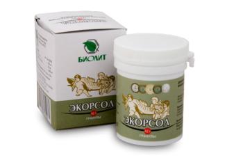 Экорсол – натуральное средство для лечения описторхоза