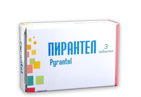 Пирантел — противогельминтный препарат