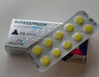 Фуразолидон — актуальность в современной ветеринарии