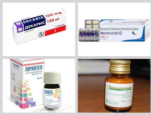 Аналоги пиперазина